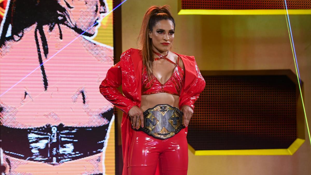 NXT Women's Title estará em jogo no próximo WWE NXT