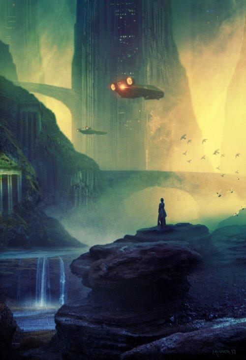Chris Mcgrath artstation arte ilustrações capas livros fantasia ficção