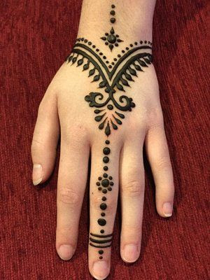 125 Stunning Yet Simple Mehndi Designs For Beginners