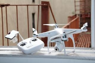 Drone phantom 2 vision CES 2014