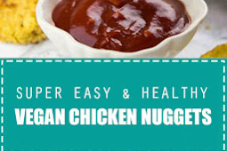 Super Easy & Healthy Vegan Chicken Nuggets
