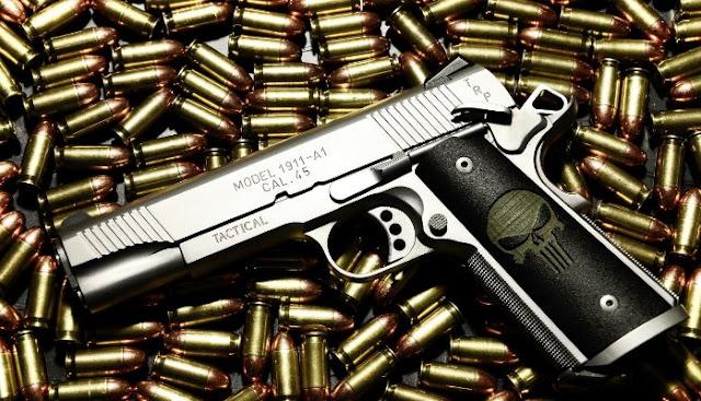 Arma de fogo pode ser penhorada?