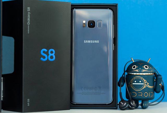 Samsung Galaxy S8 - fonpit.de