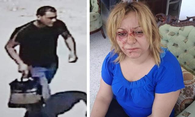 يحدث في تونس : صفاقس اقتحام منزل والاعتداء بالعنف على صاحبته وسرقة 77 ألف دينار ومصوغ بقيمة 15 ألف دينار والأمن يتستر على السارق لانه إبن شخصية مهامة في الدولة !