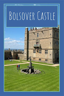 Bolsover Castle English Heritage family review