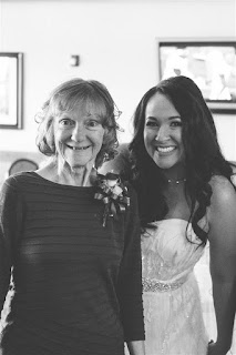 Bride opts for wedding reception at Alzheimer's home
