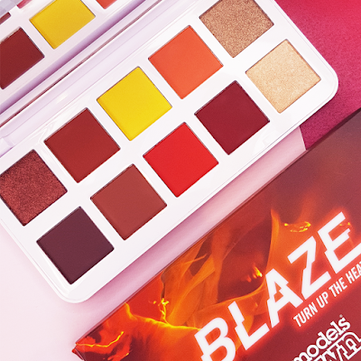 Models Own Blaze Palette