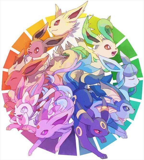 Pokemon Go Leafeon