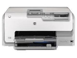 Image HP Photosmart D7368 Printer