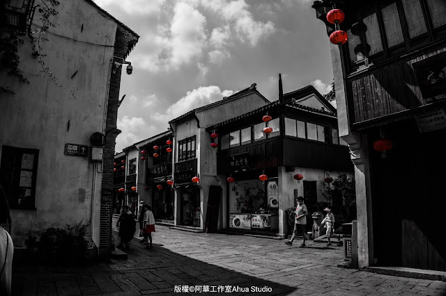 Take you into the different Suzhou Shantang Street under the lens