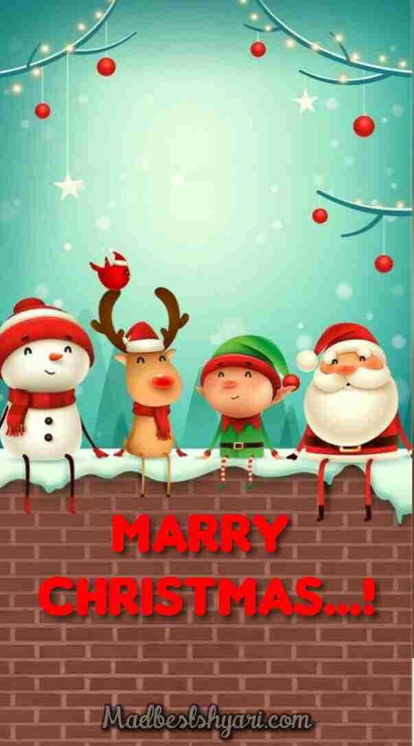 Merry Christmas Santa Challenge