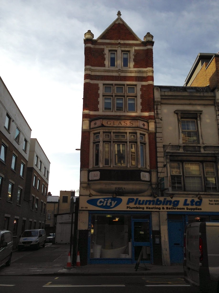 Shoreditch Station: An Urban Wander From Shoreditch To Hackney (part 1 Of 3