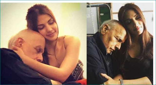 Trollers target Rhea and Mahesh Bhatt after Sushant's death