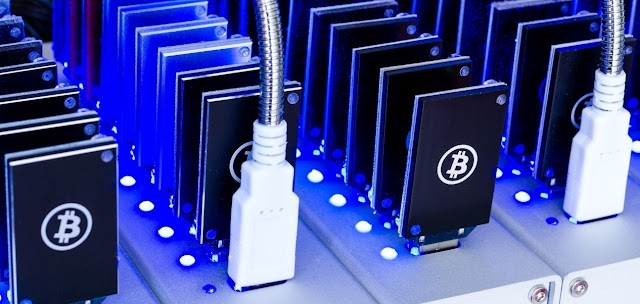 Chinese Bitcoin Mining Machine Manufacturers See Increased Demand in 2021