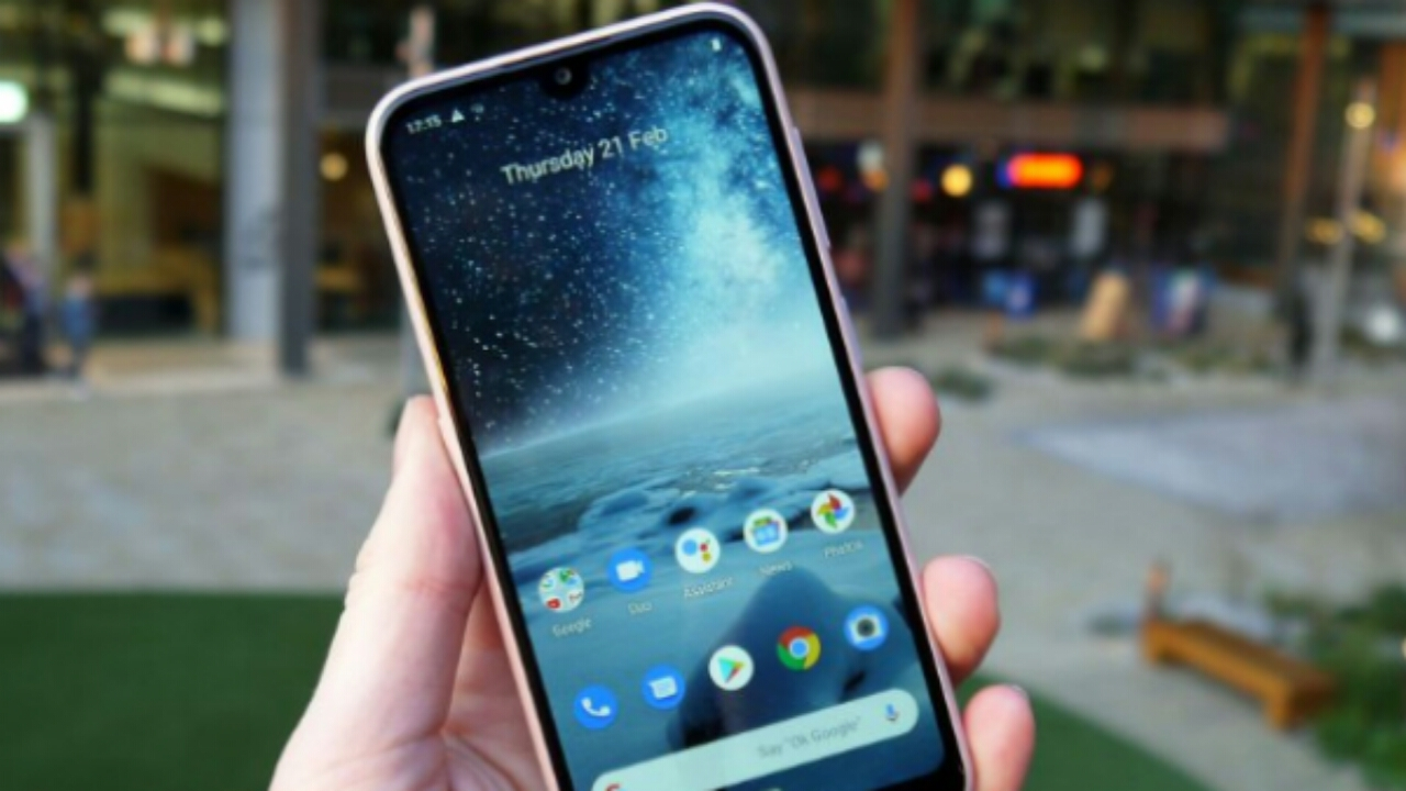 Cara Screenshot Nokia 4.2