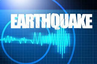 gempa juga terasa di Kairatu Seram bagian barat dan Masohi Maluku Tengah
