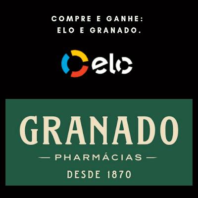 Compre e Ganhe: Elo e Granado. Blog Top da Promoção @topdapromocao #topdapromocao  #UseElo #promoção #sorteio
