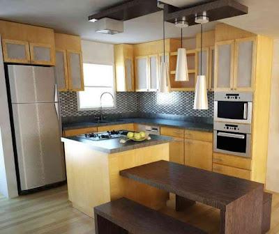 Tips Sederhana Untuk Menggunakan Kitchen Set PVC