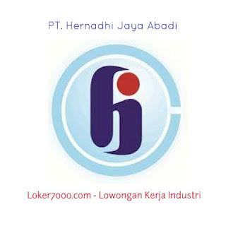 Lowongan Kerja Operator PT Hernadhi Jaya Abadi Bekasi 2020
