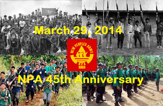 The NPA marks its 45th anniversary on March 29, 2014
