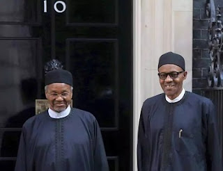 Buhari 'Regains Consciousness' ORDERS 'Co-President', the almighty Mammam Daura, Out Of Aso Rock - Report