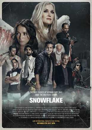 Snowflake 2017 Full English Movie Download BRRip 720p