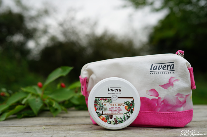 Lavera Organic Body Butter - Winter Bloom