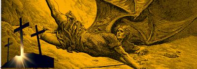 A destruição de Satanás e De Todas As Forças Do Mau. A Bíblia não somente mostra as limitações do poder de Satanás, mas também revela qual será o fim dele.  O Senhor Deus prometeu um juízo pleno e definitivo para o diabo e todos os seus anjos e seguidores.  porque satanás têm seguidores.