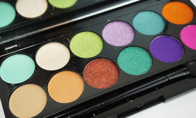 Sleek - i-Divine Snapshots Lidschattenpalette, Eyeshadow palette