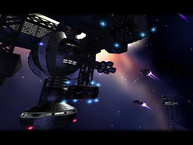 لعبة مغامرات الفضاء