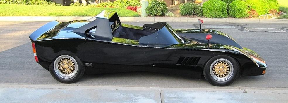 Fiat Le Mans Gp Proto Race Car W Video