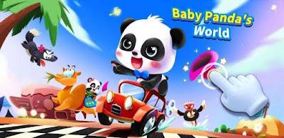 Dunia Bayi Panda APK