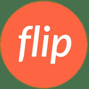 Logo FLIP - Cara Transfer Antar Bank Tanpa Biaya Admin