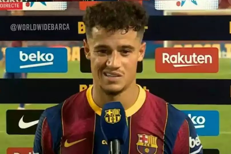 Barcelona Transfer news about philippe Coutinho joins liverpool