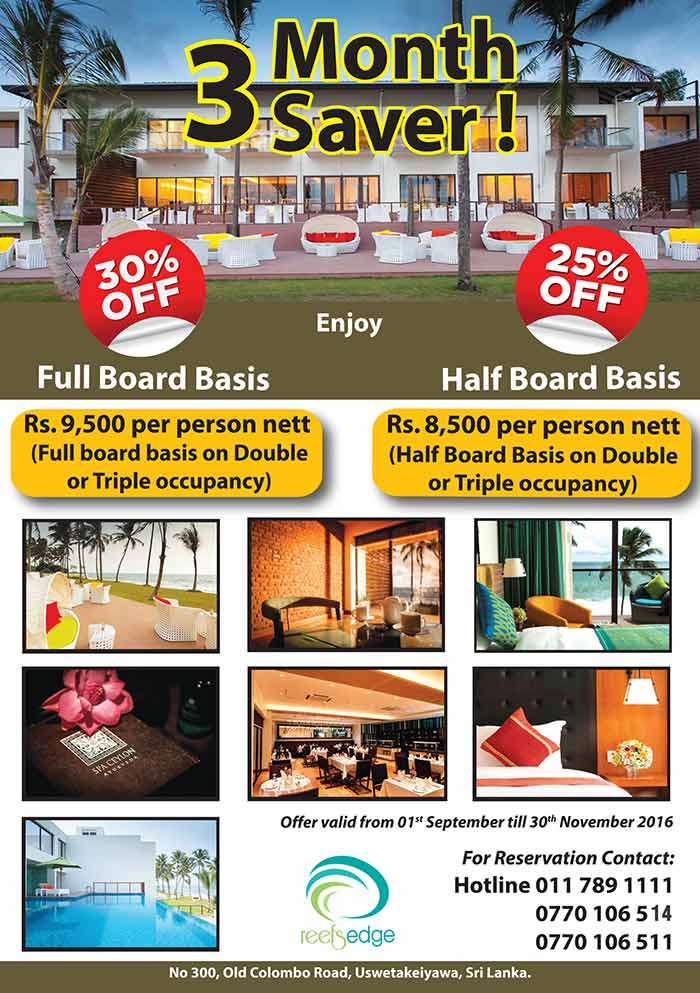 Book Now and Save - Come relax with us by the ocean