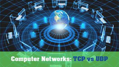 Sekilas Tentang Pengertian dan perbedaan TCP dan UDP