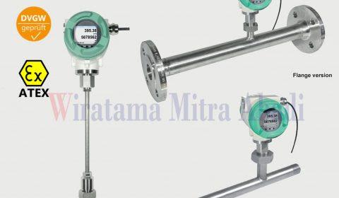 VA 550 / VA 570 Explosive Area Gas flow meter cs instrument