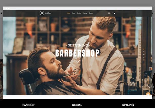 free salon website builder-wix-3