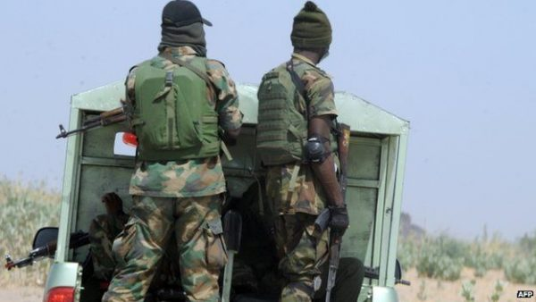 Army wants ATMs for soldiers in Borno