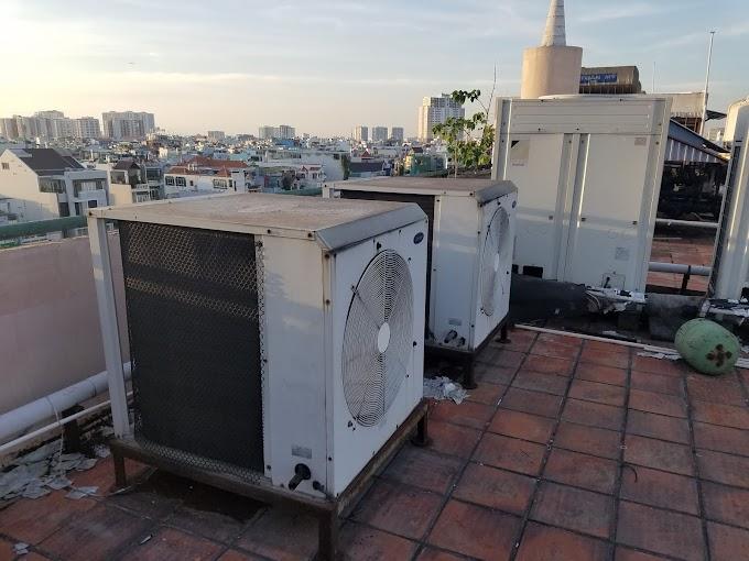 Sửa chửa máy lạnh công nghiệp tại Huế