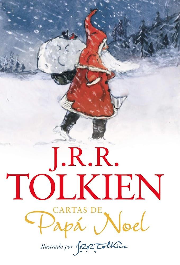 Críticas de libros: Cartas de Papa Noel de J.R.R. Tolkien, regreso a la infancia