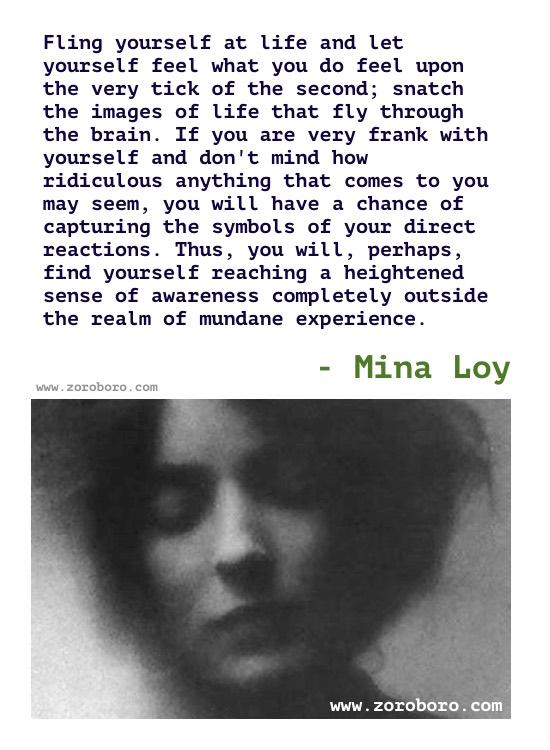 Mina Loy Quotes, Mina Loy Poems, Mina Loy Love Poetry, Poems Of Mina Loy, Women Quotes, Feminism Quotes, Life Quotes, Mina Loy