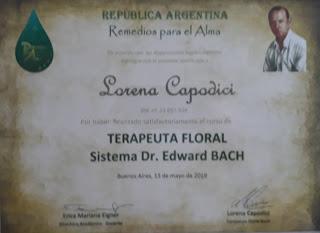 Certificado-Terapia-Floral-Lorena-Paola-Capodici-Espiral-Azul