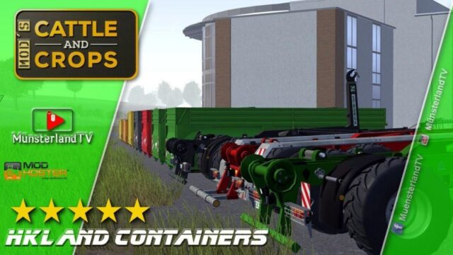 HKL AND CONTAINERS V0.2.6