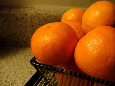 oranges, clementines, fruit bowl, mandarins, citrus fruit
