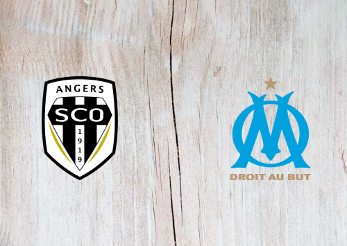 Angers SCO vs Olympique Marseille -Highlights 23 December 2020