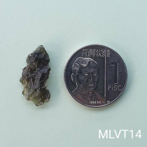 Genuine Raw Moldavite Philippines