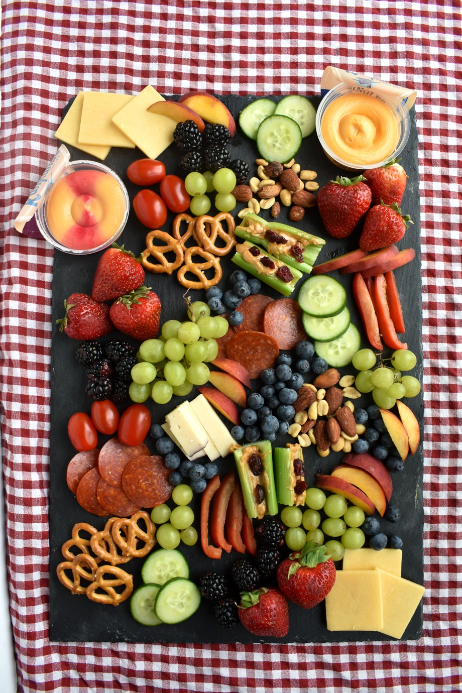 Summer Cheese Board ideas