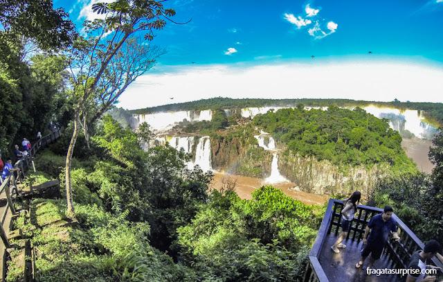 Parques das Cataratas do Iguaçu, lado brasileiro