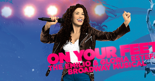 OPENING NIGHT: Get Ready to Get 'On Your Feet' as Emilio & Gloria Estefan Musical Comes to Playhouse Square